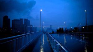 одиночество в городе